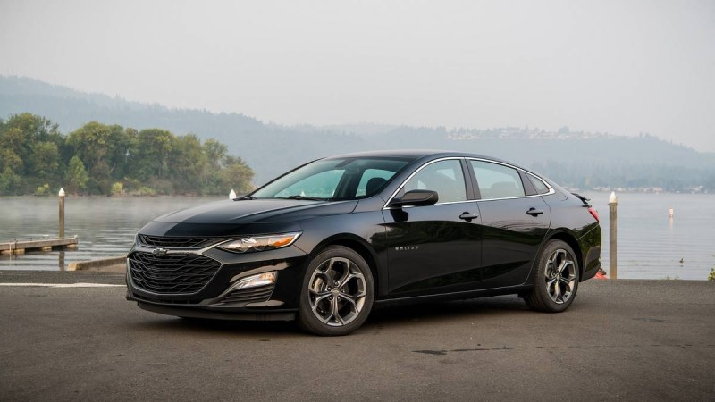 2019 Chevrolet Malibu RS First Drive: Flashy Looks For ...