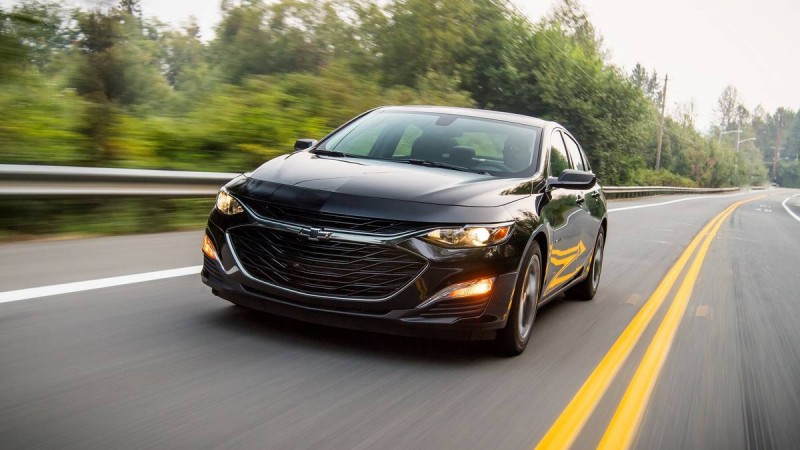 2019 Chevrolet Malibu RS First Drive: Flashy Looks For Cheap