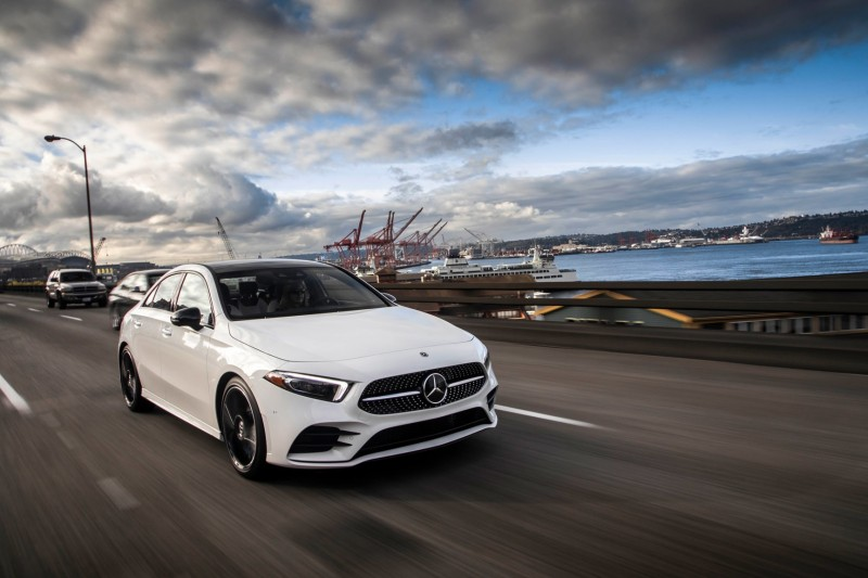 2019 Mercedes-Benz A220 4MATIC