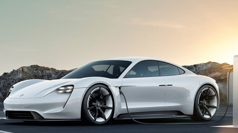 New Electric Porsche Taycan To Be CHEAPER Than A Jaguar I-Pace?