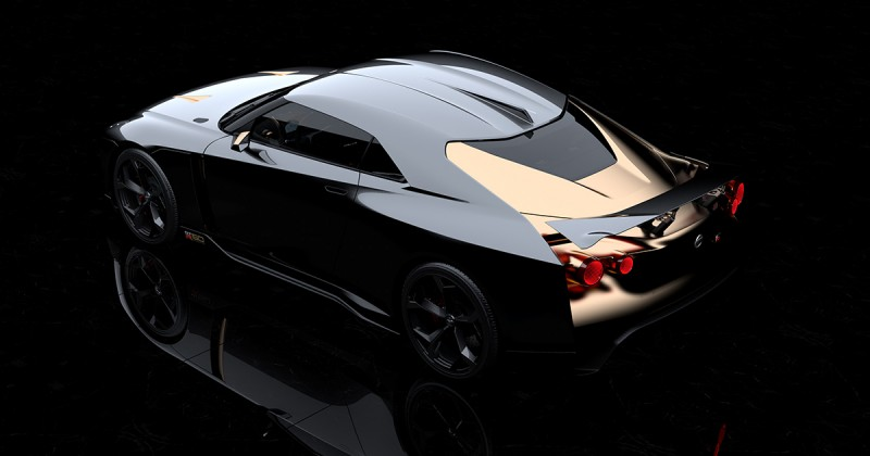 Nissan And Italian Legend Consider 710hp GT-R50 Crossover