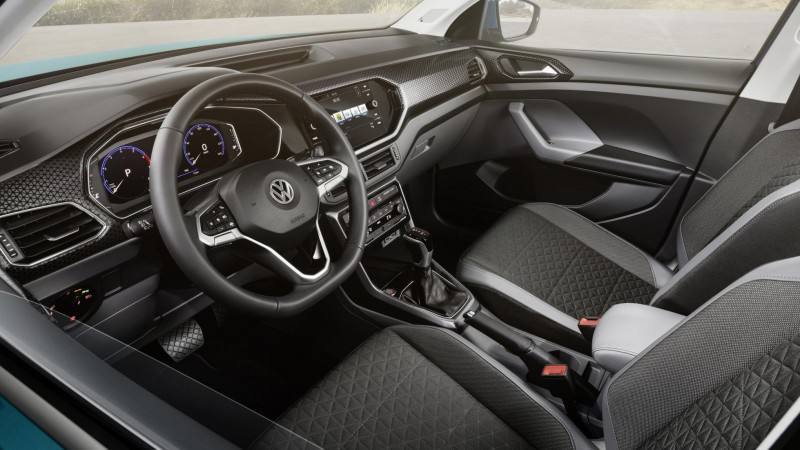 This is the new Volkswagen T-Cross