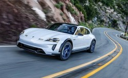 Porsche Taycan Cross Turismo EV Officially Going In To Production