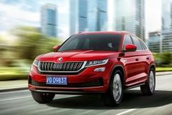 Skoda Kodiaq GT is a Kodiaq SUV Coupe only for China for Now