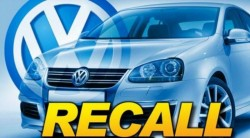 VW Recalls Golfs, Golf Sportwagens, Citing Rollaway Risk