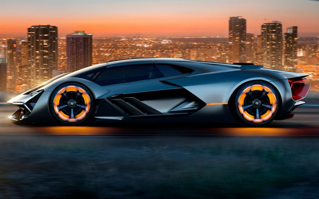 Lamborghini Creates World's First 'Self-Healing' Sports Car