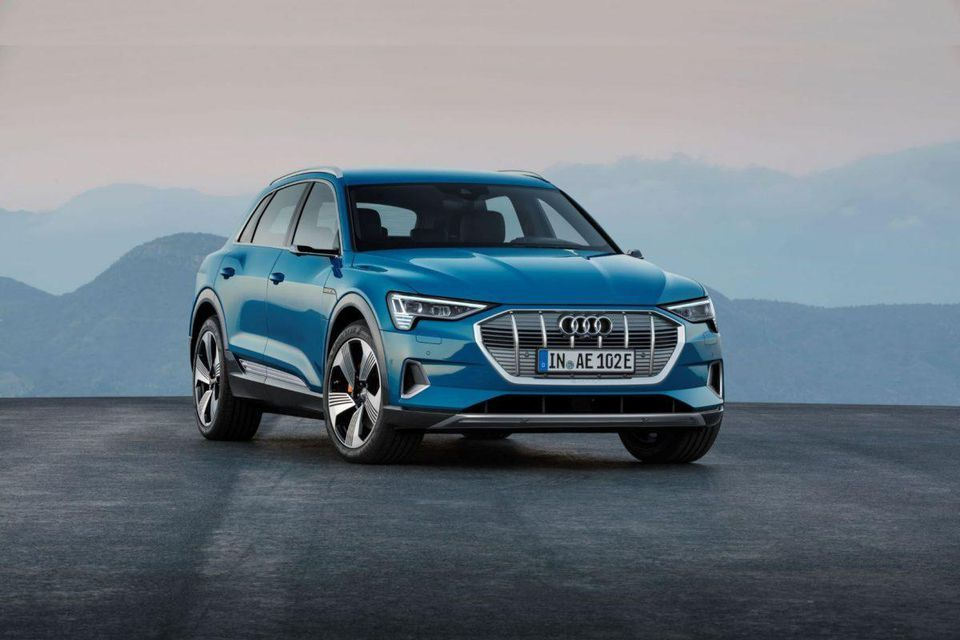 Audi Conquers Range Anxiety With Fast Charging For 2019 e-tron SUV