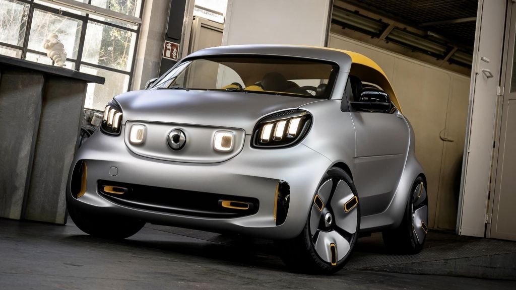 Smart Will Build An Electric Rival To The Ford Fiesta And The VW Polo