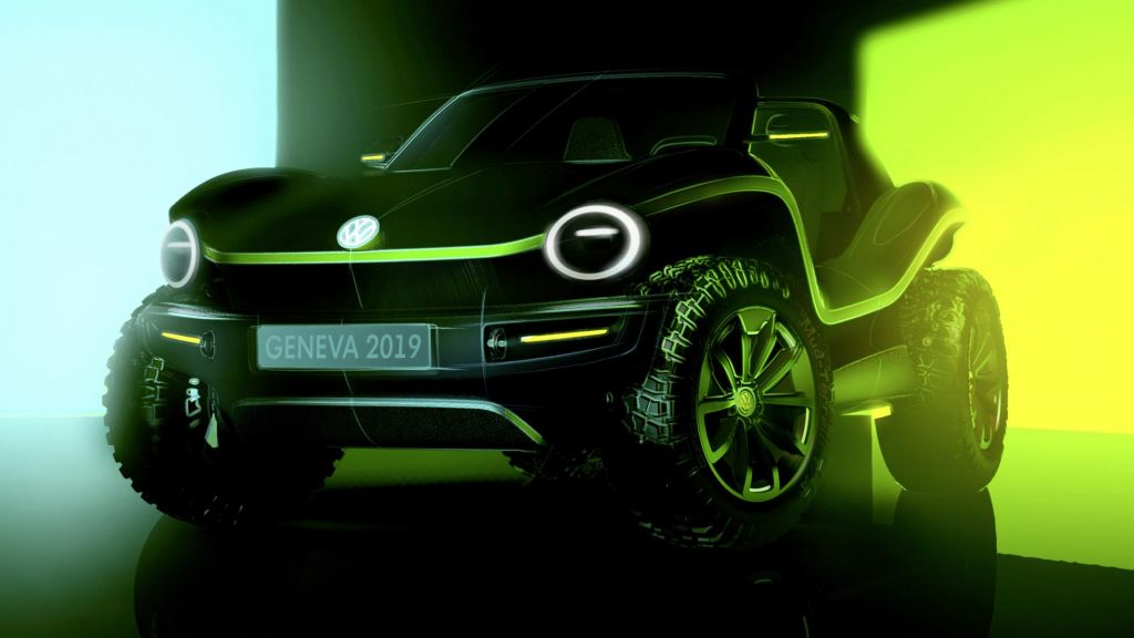 VW Brings The Beach Buggy Back!