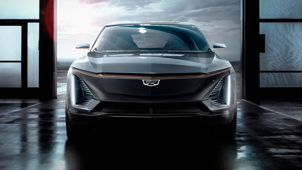 This Is Cadillac's First Fully Electric Car